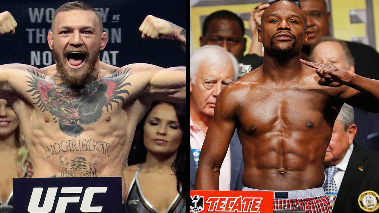 Mayweather-McGregor Fight Set For Aug. 26