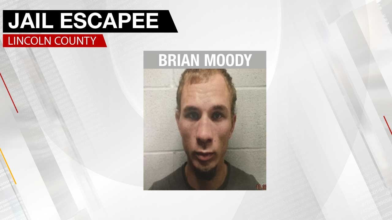 Authorities Recount Capture Of Lincoln County Escapee Brian Moody