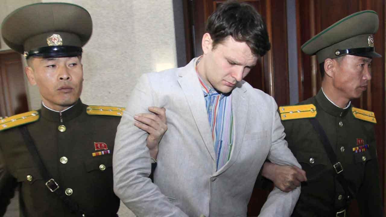 N. Korea Says It Freed U.S. Student Over Humanitarian Reasons