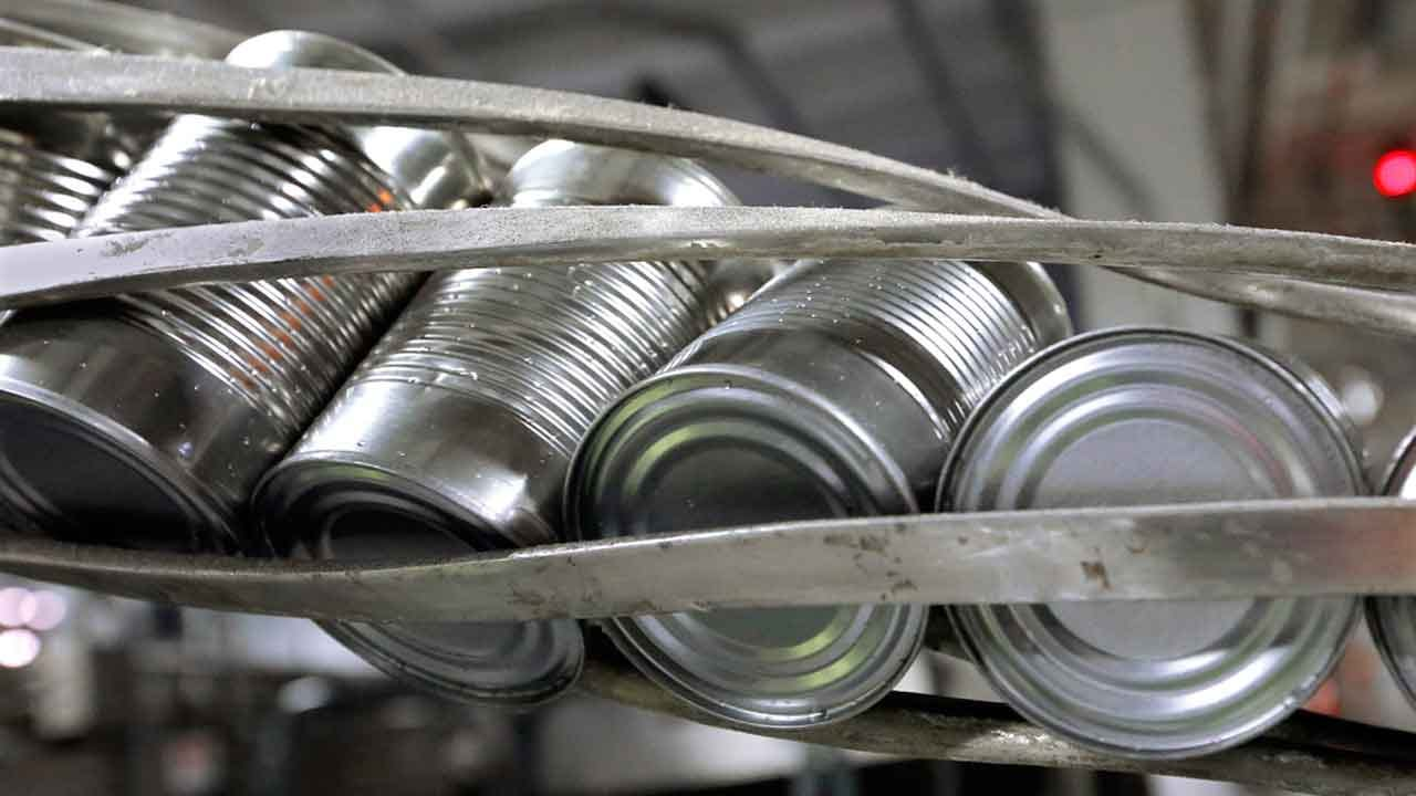 Study Finds Chemical BPA Still In Many Canned Foods