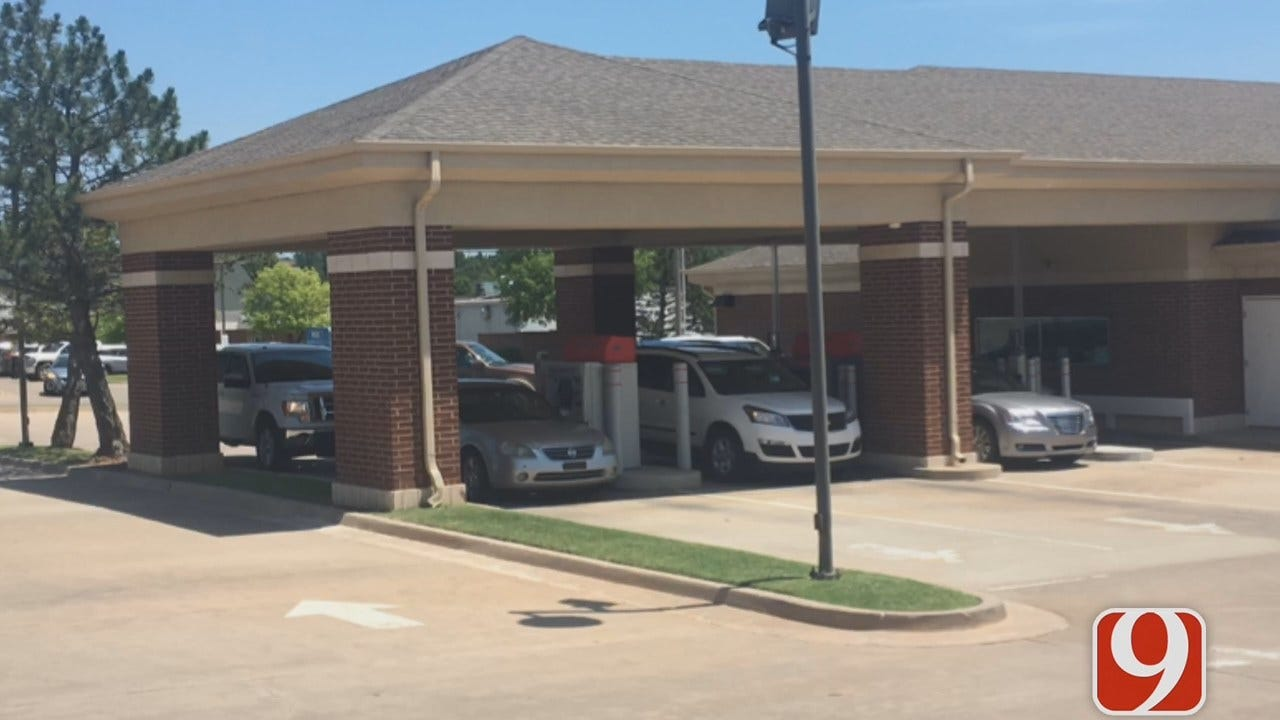 Edmond Police Catch Armed Robbery Suspect Minutes After Crime Was Reported