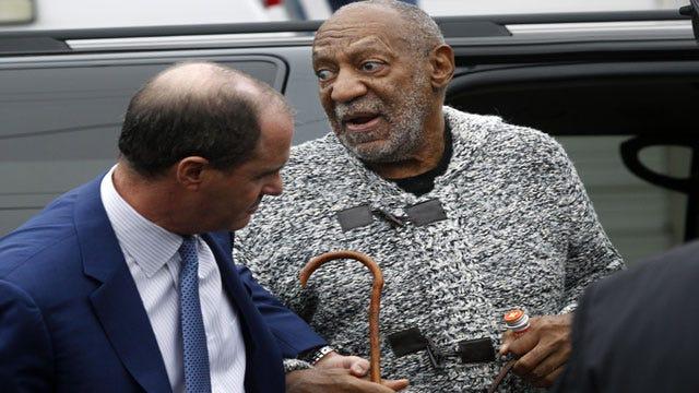 Mistrial Declared; Bill Cosby Jury Deadlocked On Verdict