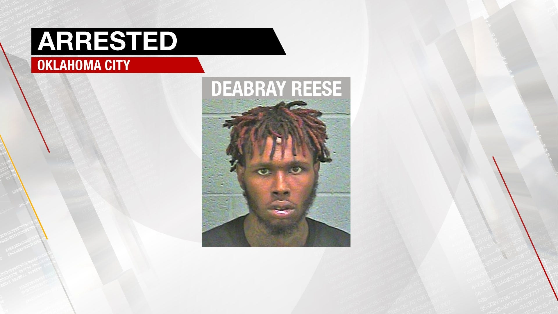 OKCPD Arrests Man For Shooting Death Of 19-Year-Old Man