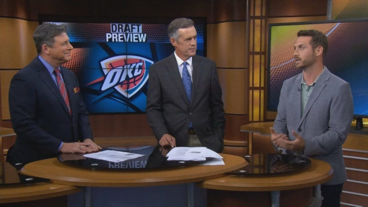 WATCH: ESPN's Royce Young Joins The OK Ford Sports Blitz