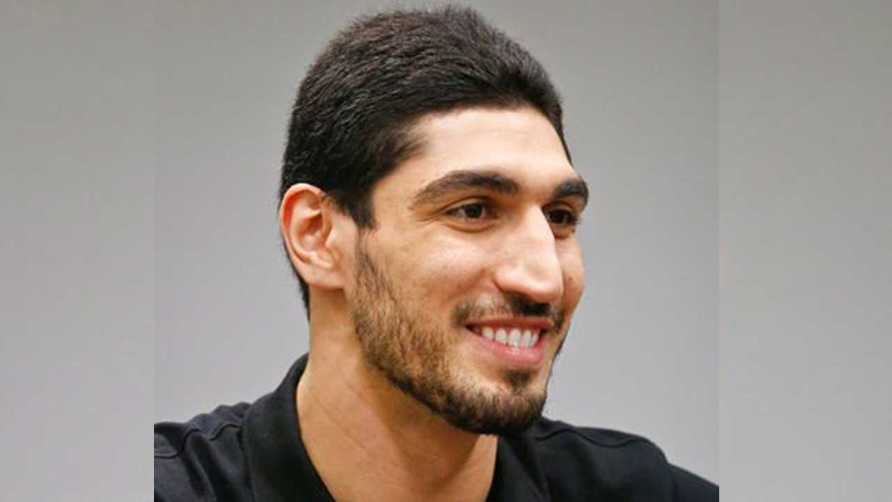 Report: Turkey Seeks Warrant For Former Thunder Player Enes Kanter