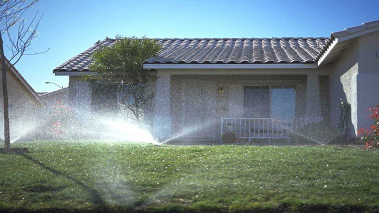 Moore Implements Permanent Odd/Even Water Conservation Plan