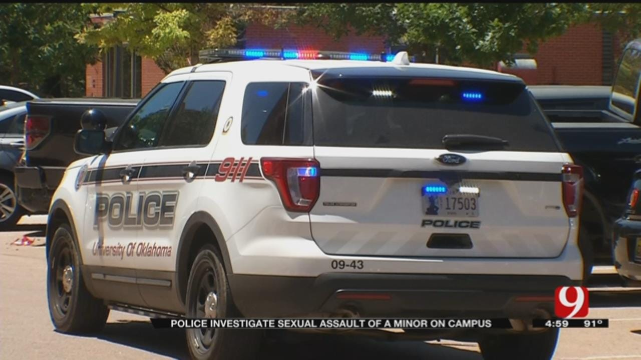 OU Campus Police Investigating Alleged Sexual Assault Of Underage Girl
