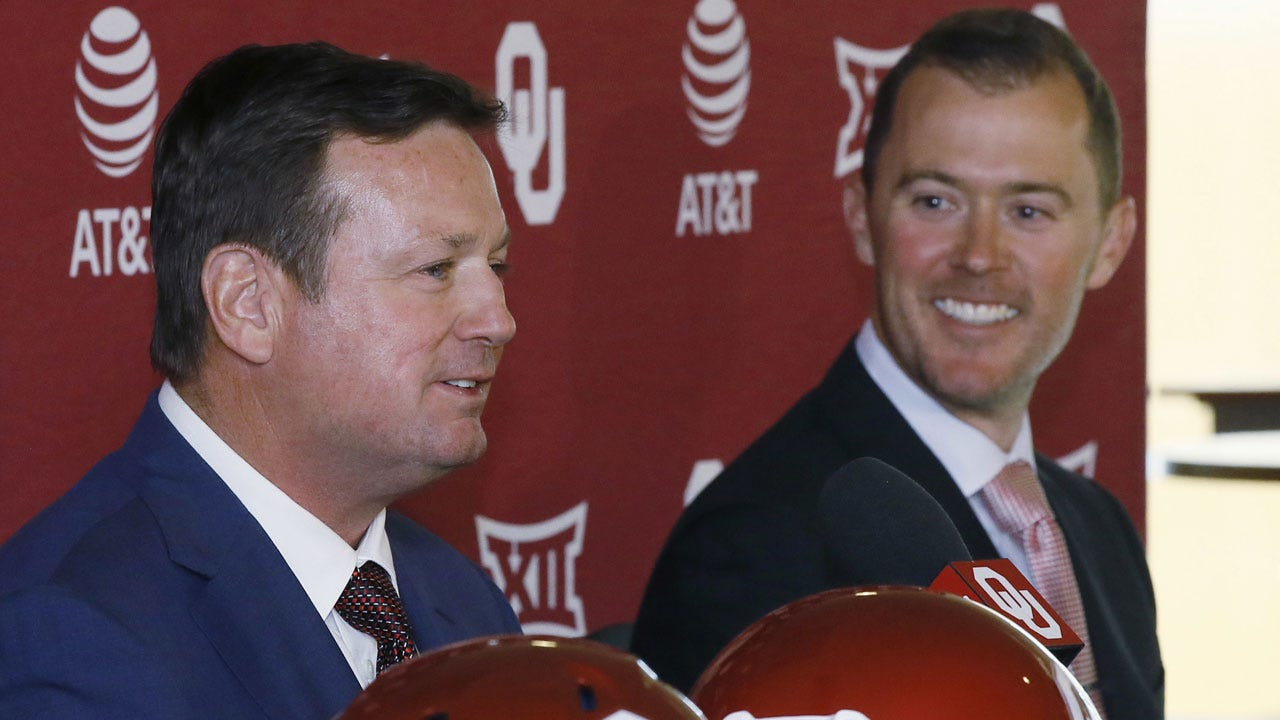 OU Head Coach Lincoln Riley: The Young And The Restless
