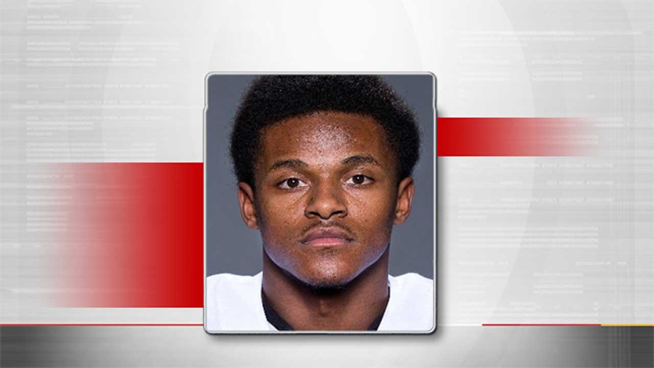OU Safety Will Sunderland Charged With Felony Burglary