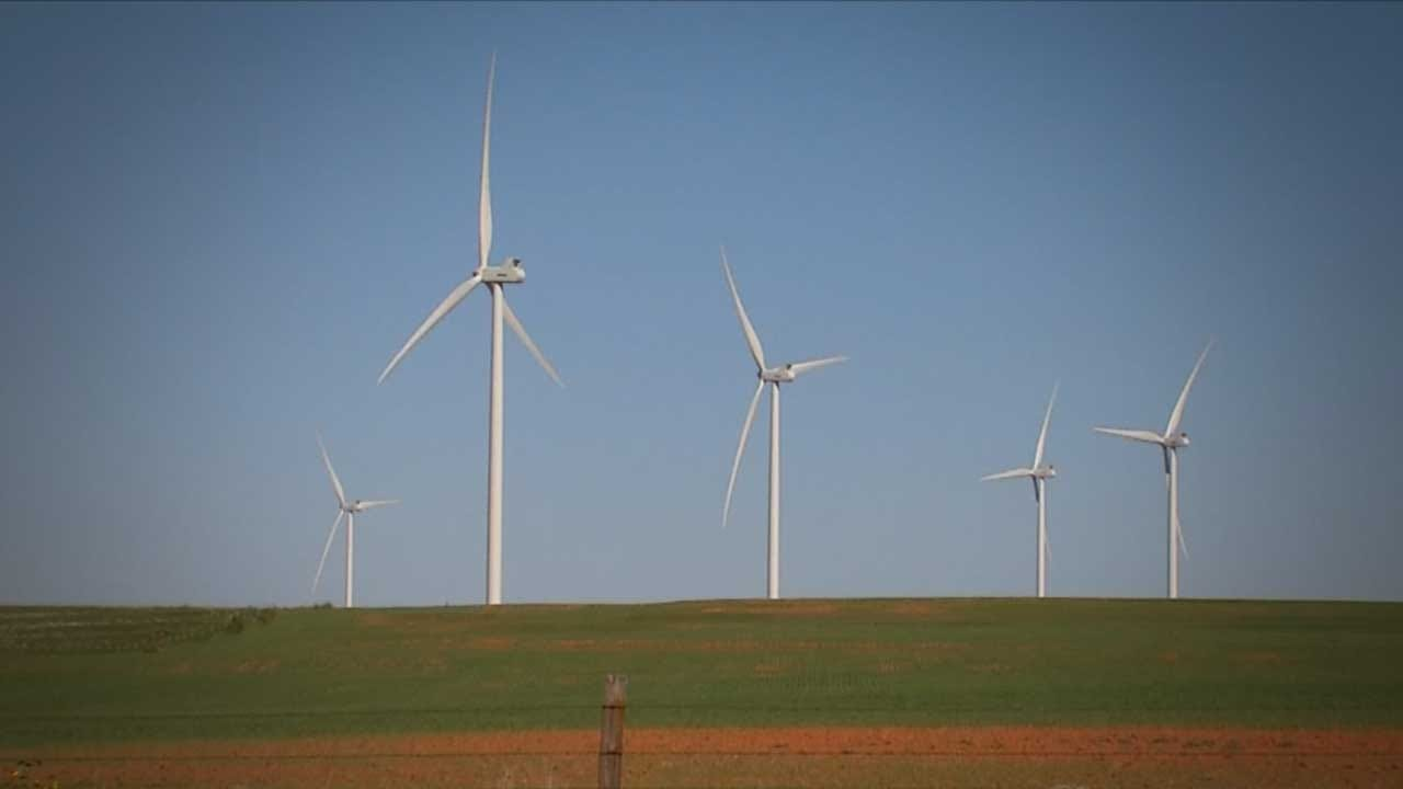 Report Shows President Trump Made Money From OK Wind Farms
