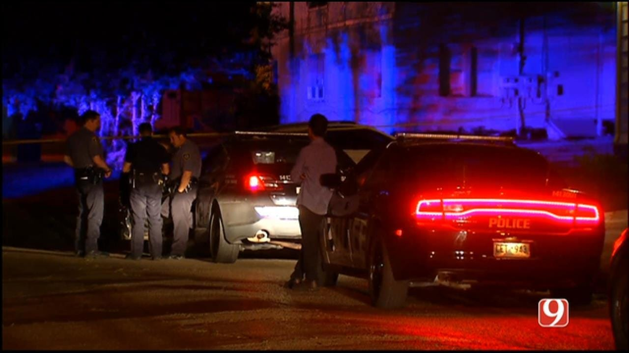 Resident Shot In NW OKC Home Burglary