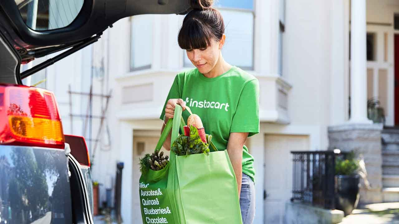 "Home Grocery Delivery ""Instacart"" Launches In OKC"
