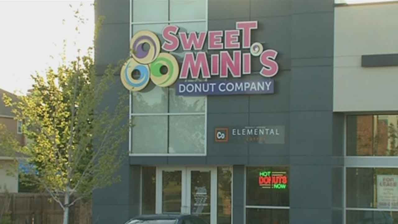 Sweet Mini's Donut Shop Opens Friday In NW OKC