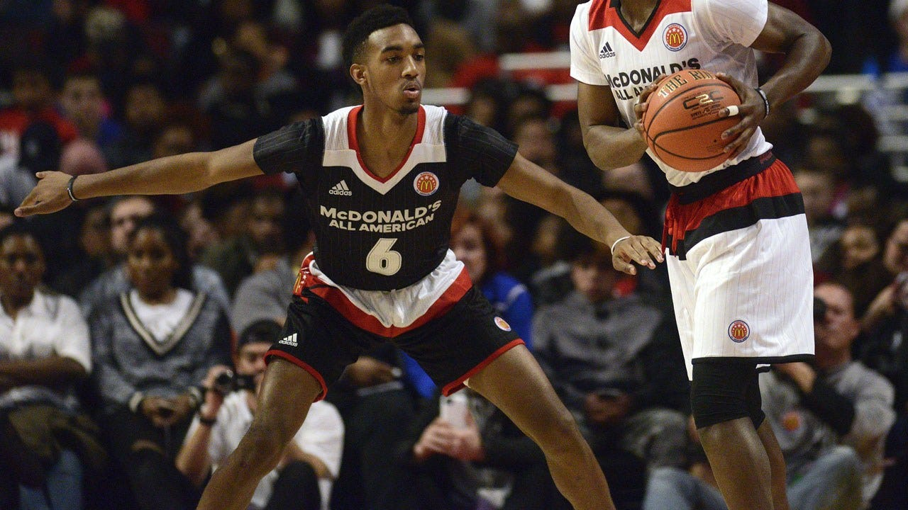 Thunder Selects Terrance Ferguson In First Round Of NBA Draft