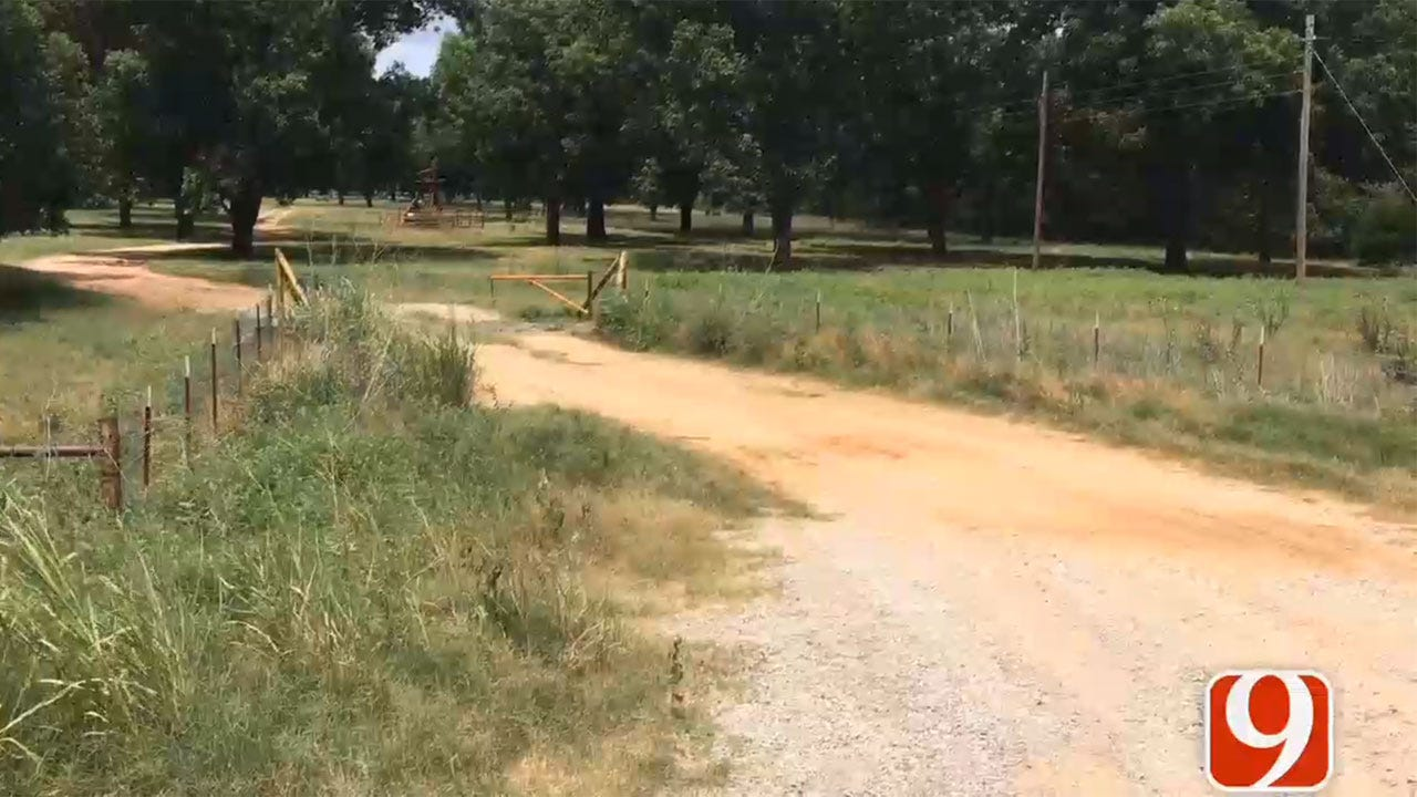 Police Looking For Leads In Garvin County Murder