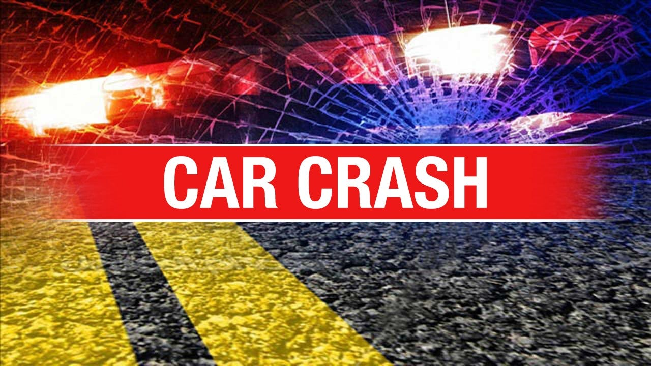 2 Critical, Including Cyril Police Officer, After Two-Vehicle Crash
