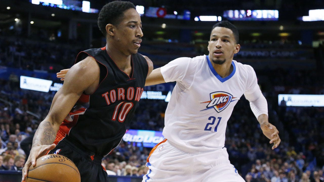 Andre Roberson Named To 2016-17 NBA All-Defensive Second Team