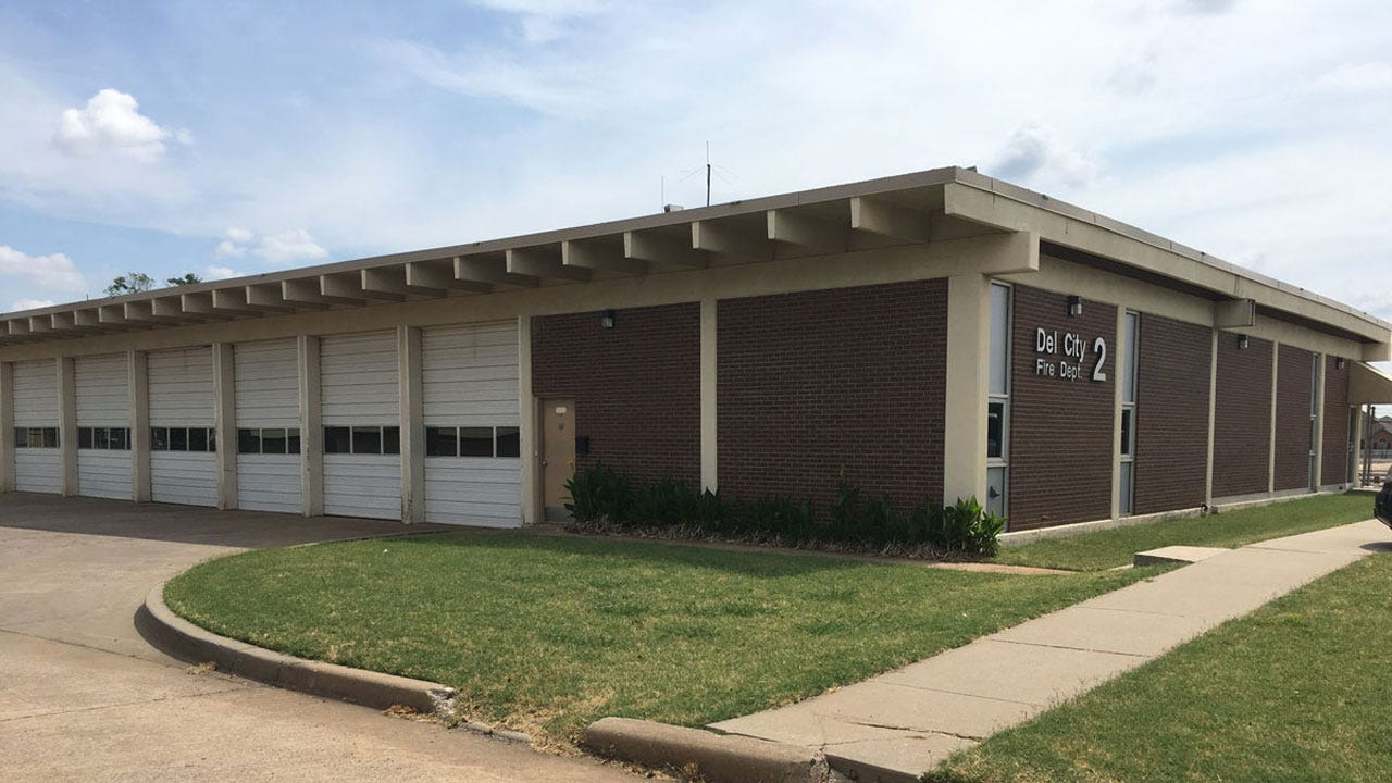 Del City Fire Department Announces Closure Of Station 2