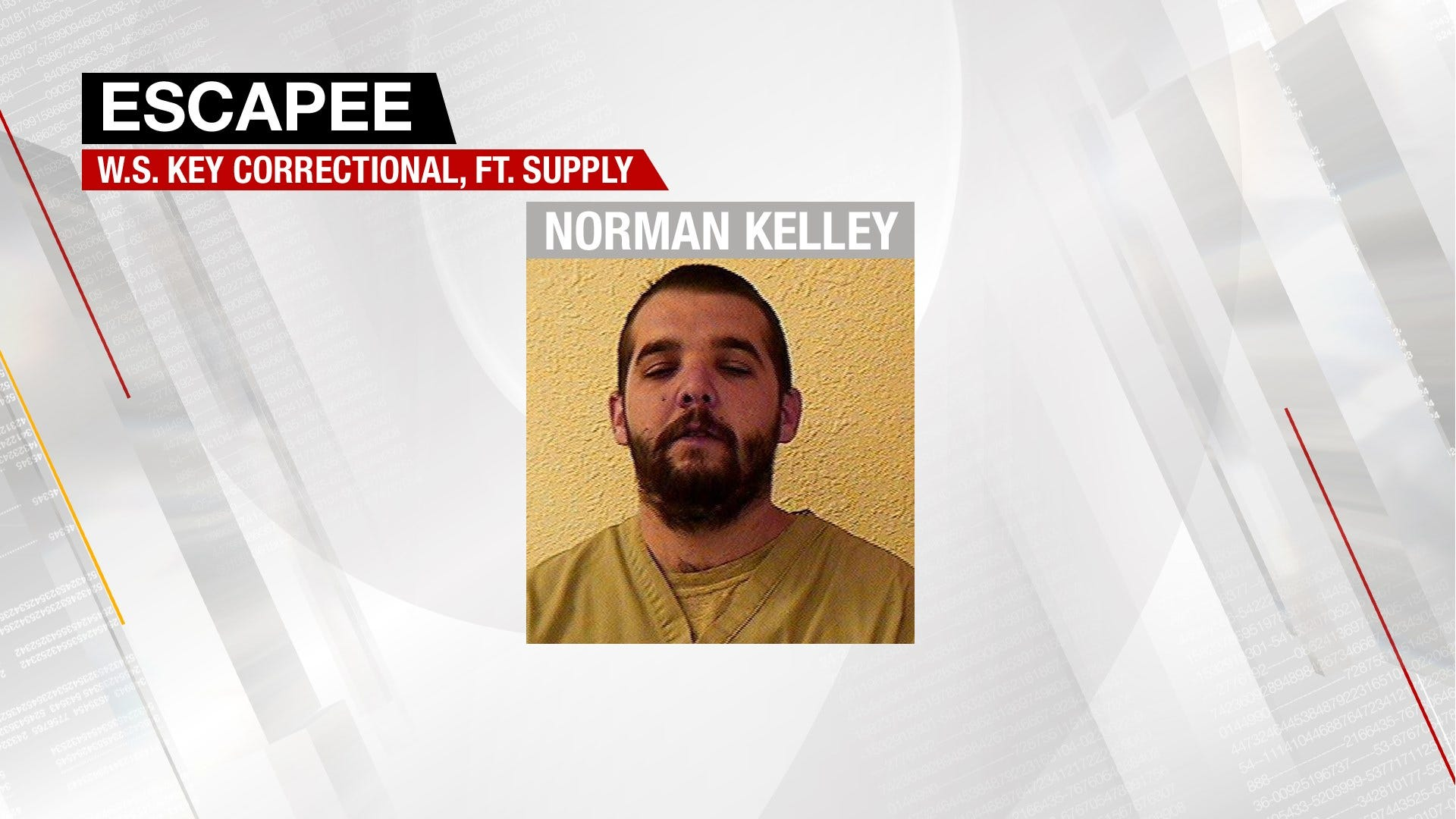 Escapee From W.S. Key Correctional Center Caught