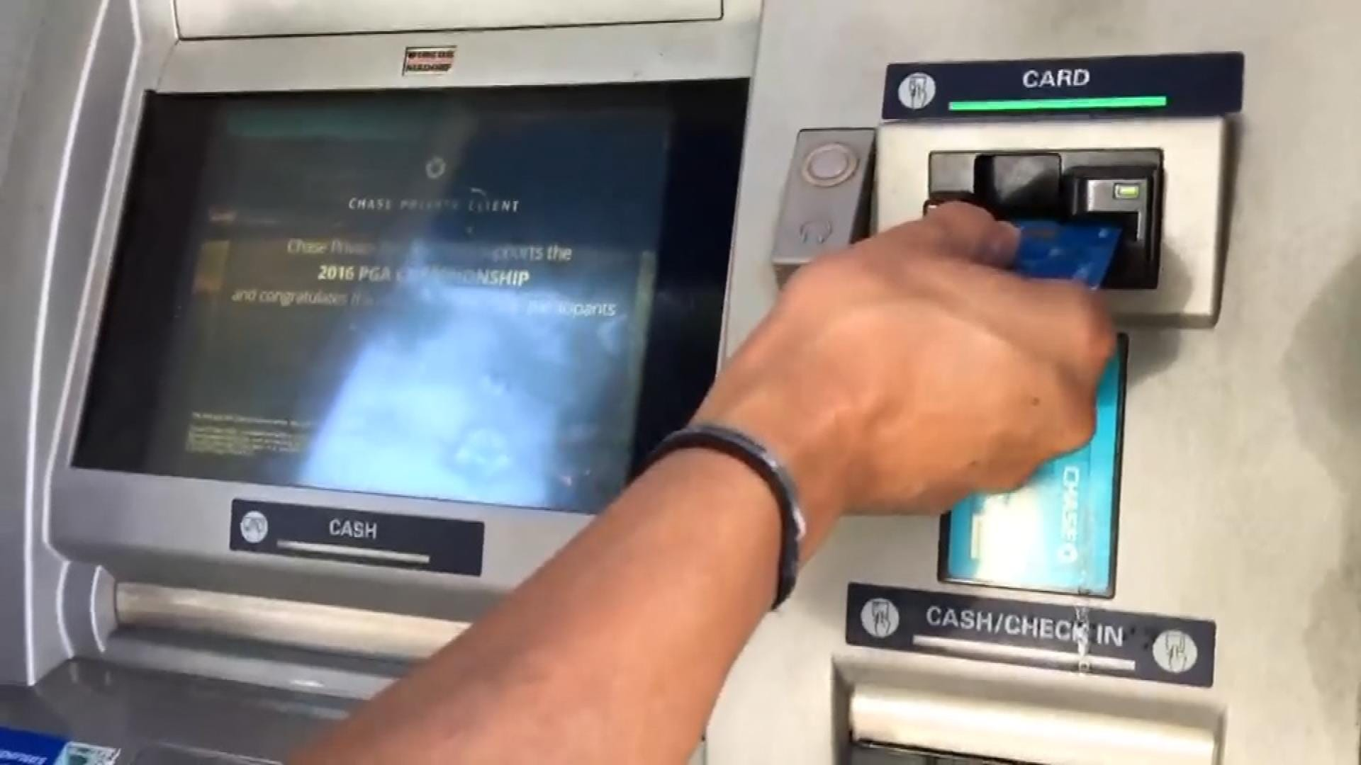 Bank Of America ATM Mistakenly Dispenses $100 Bills Instead Of $10s