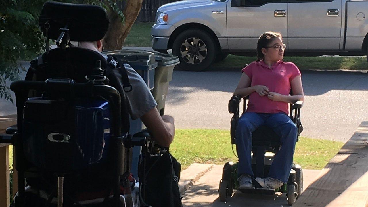Edmond Siblings With Rare Disease Raise Money For Accessible Van