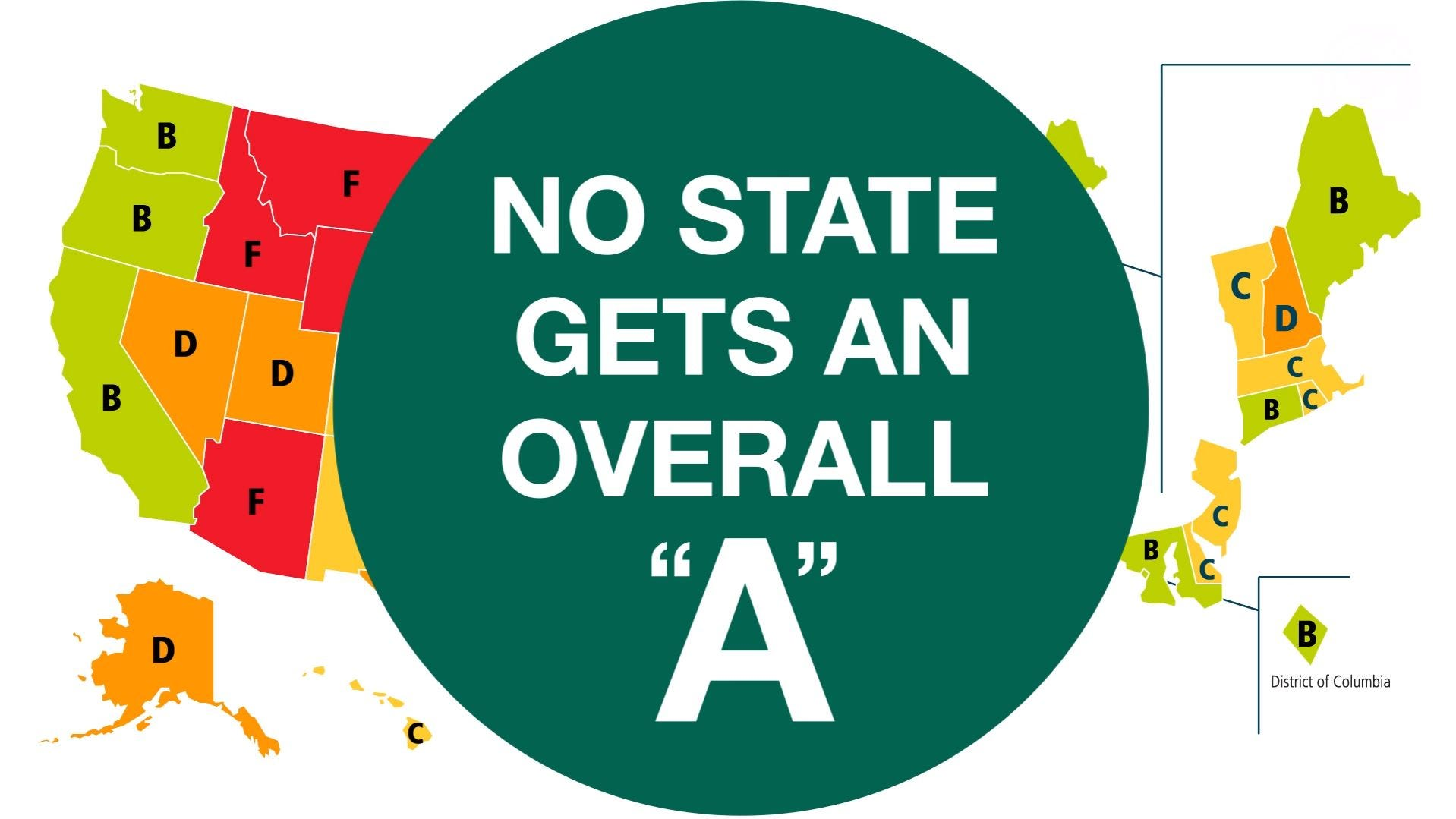 New Report Finds OK Fails To Protect Oklahomans