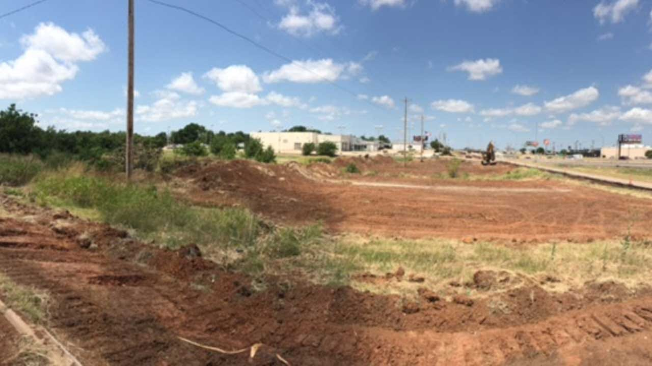 OKC Pet Cemetery Bulldozed For Road Project