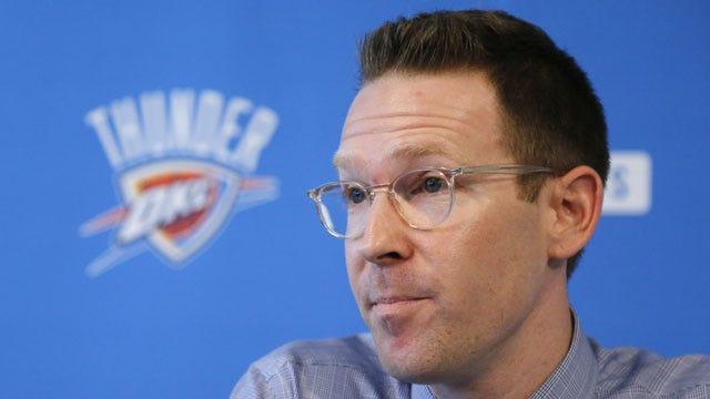 Thunder Rumors: Presti To Knicks, Gay To OKC