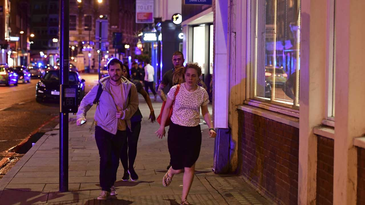 London Bridge Terror Attack: Police Say 7 Killed; 3 Attackers Shot Dead