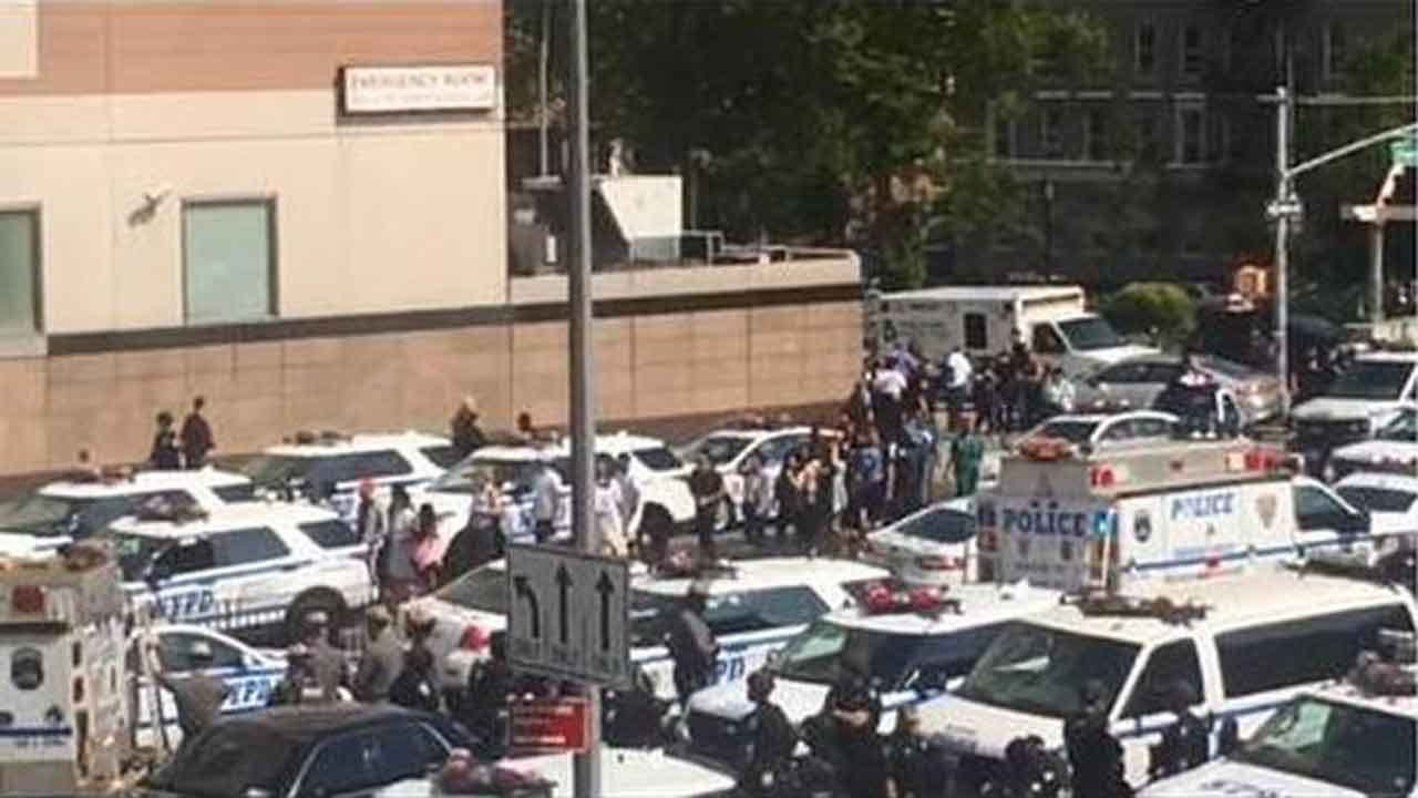 Gunman Kills One At NYC Hospital, Is Dead