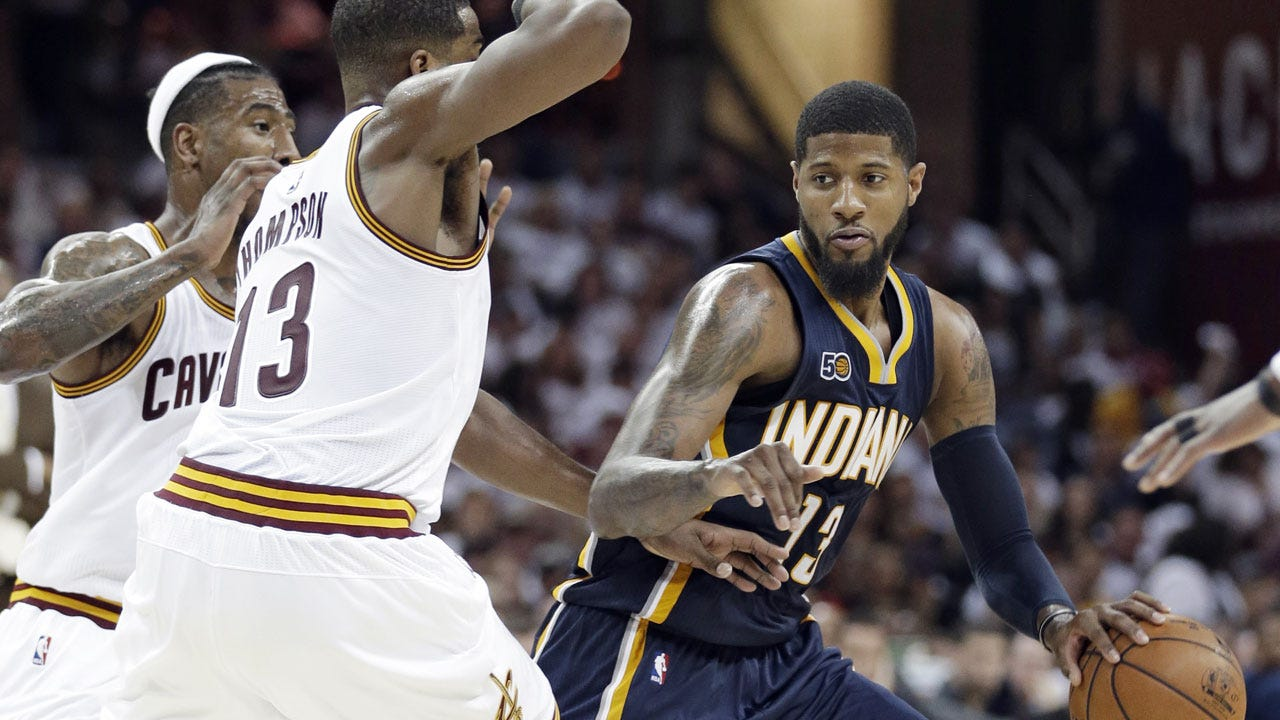 Thunder Trades For Paul George