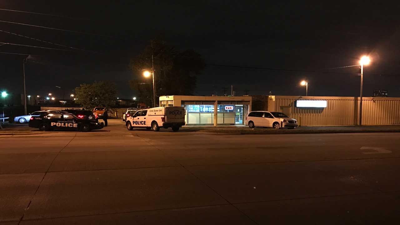 Man's Body Found In SE OKC Video Store