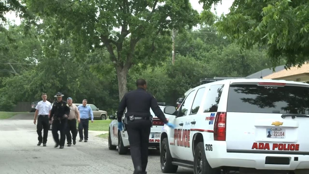 Ada Police Identify Man Shot After Attempting To Drown Infants