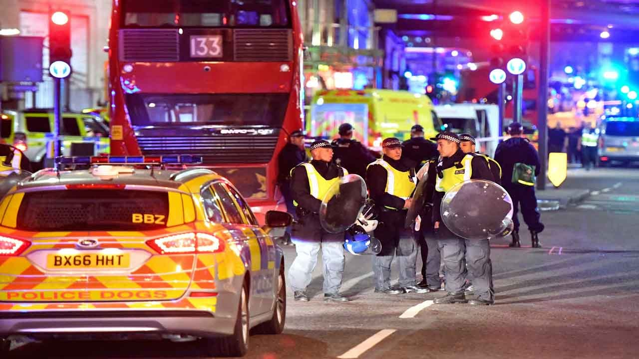 ISIS Claims Responsibility For Recent London Attack