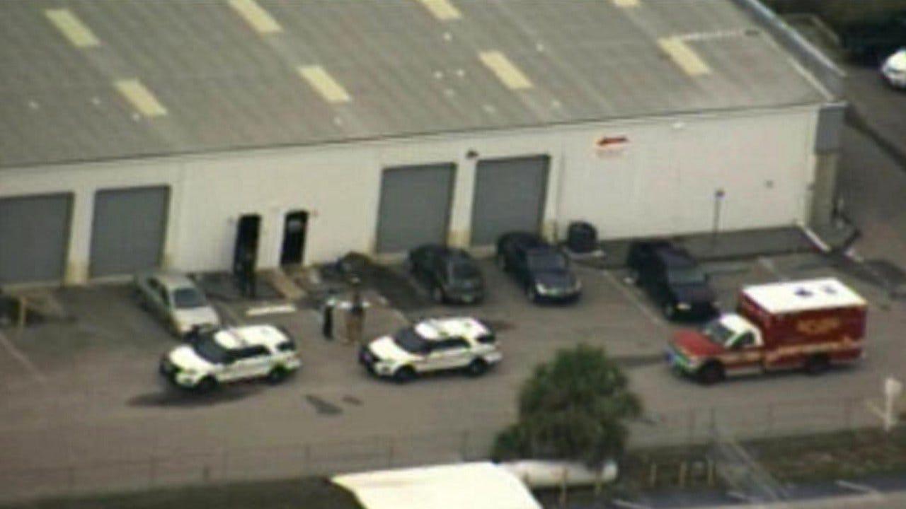 Orlando Shooting Gunman Kills 5 At Former Workplace, Police Say