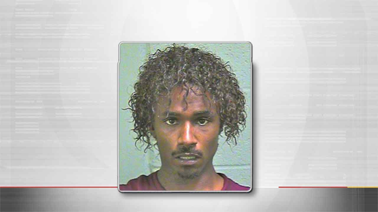 Man Arrested, Accused Of Trying To Set Fire To OKC Apartment Building