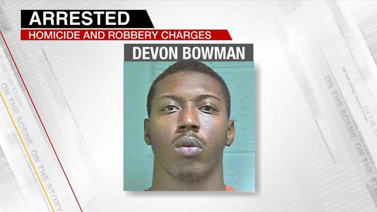 Murder Suspect Linked To Metro Armed Robberies