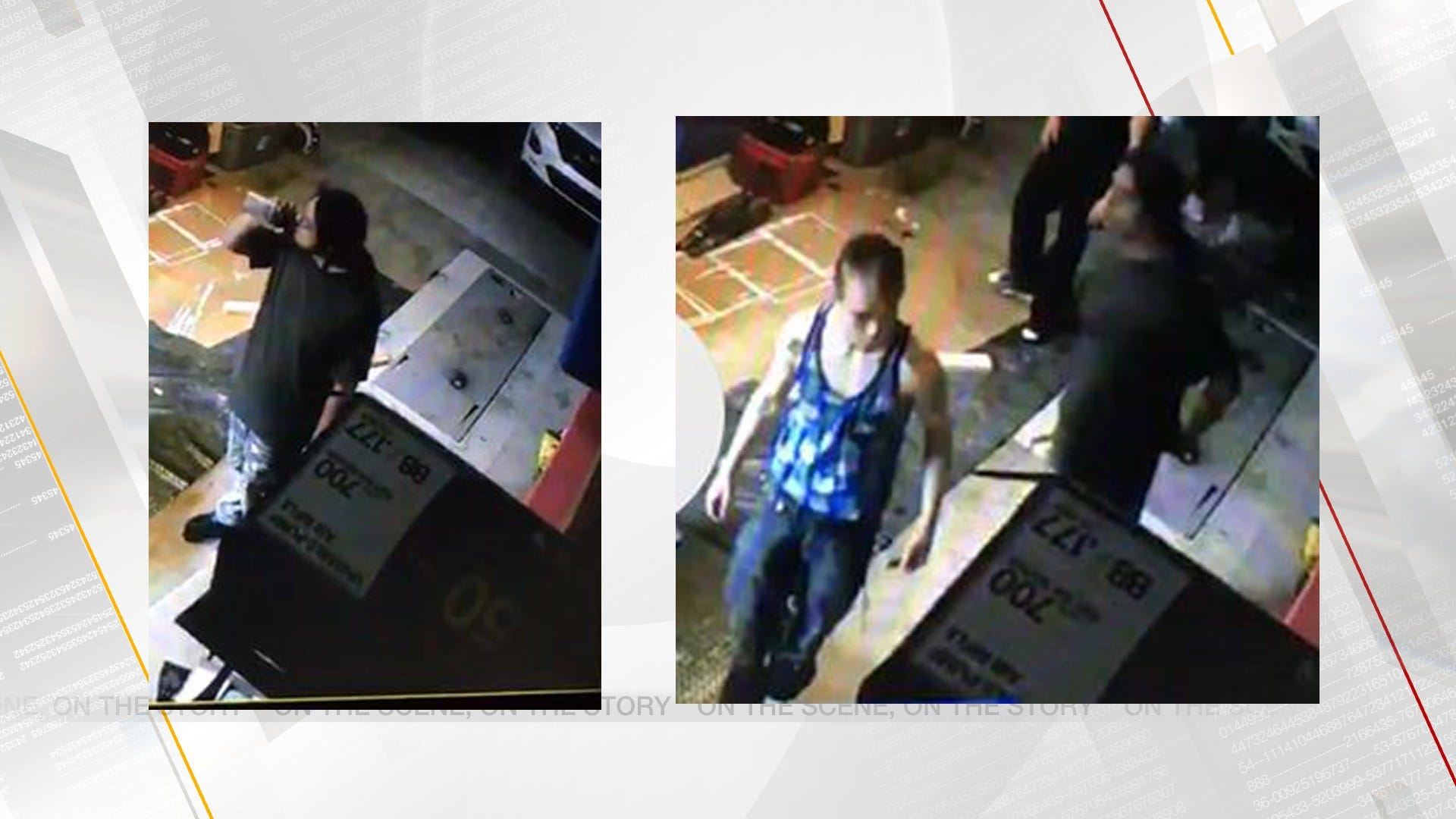 Edmond Police Arrest Auto-Burglary Suspects Involved In Crime Spree