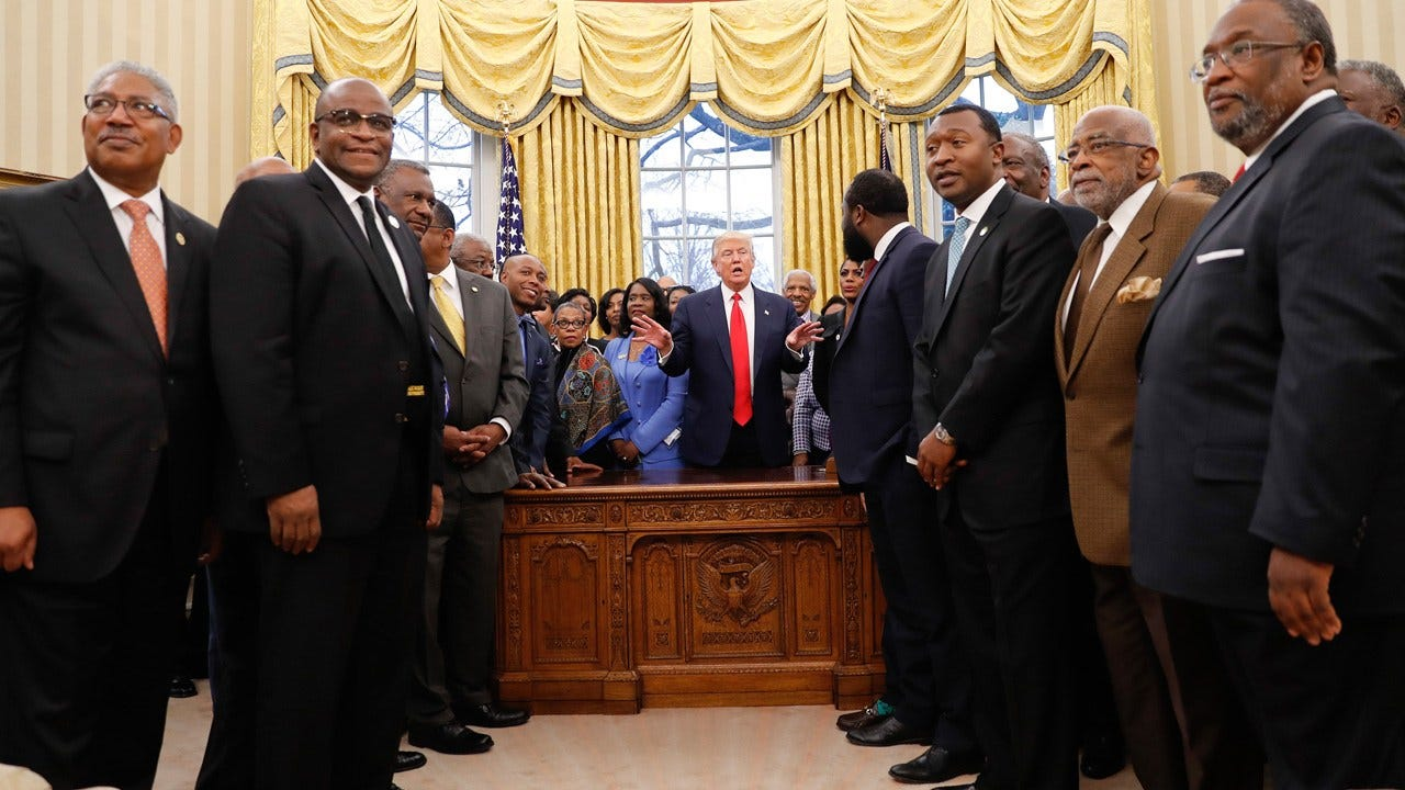 Langston President Travels To Washington For White House Meeting