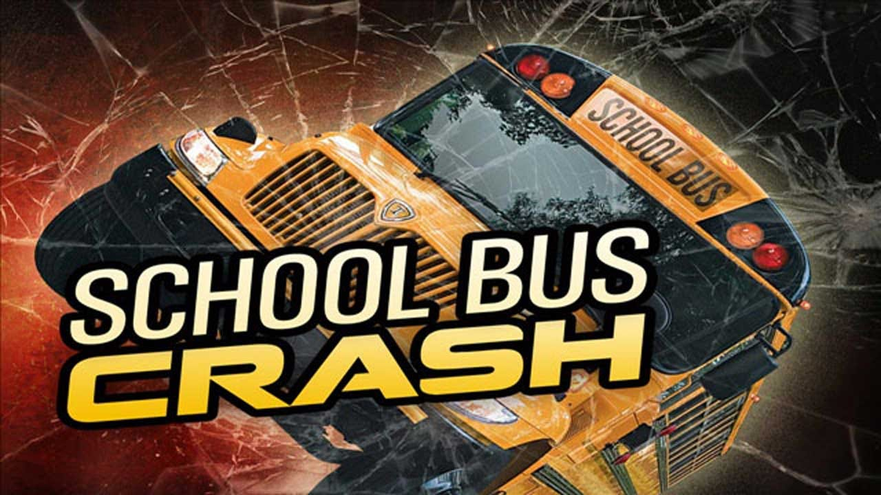 No Injuries In School Bus Accident In NW OKC