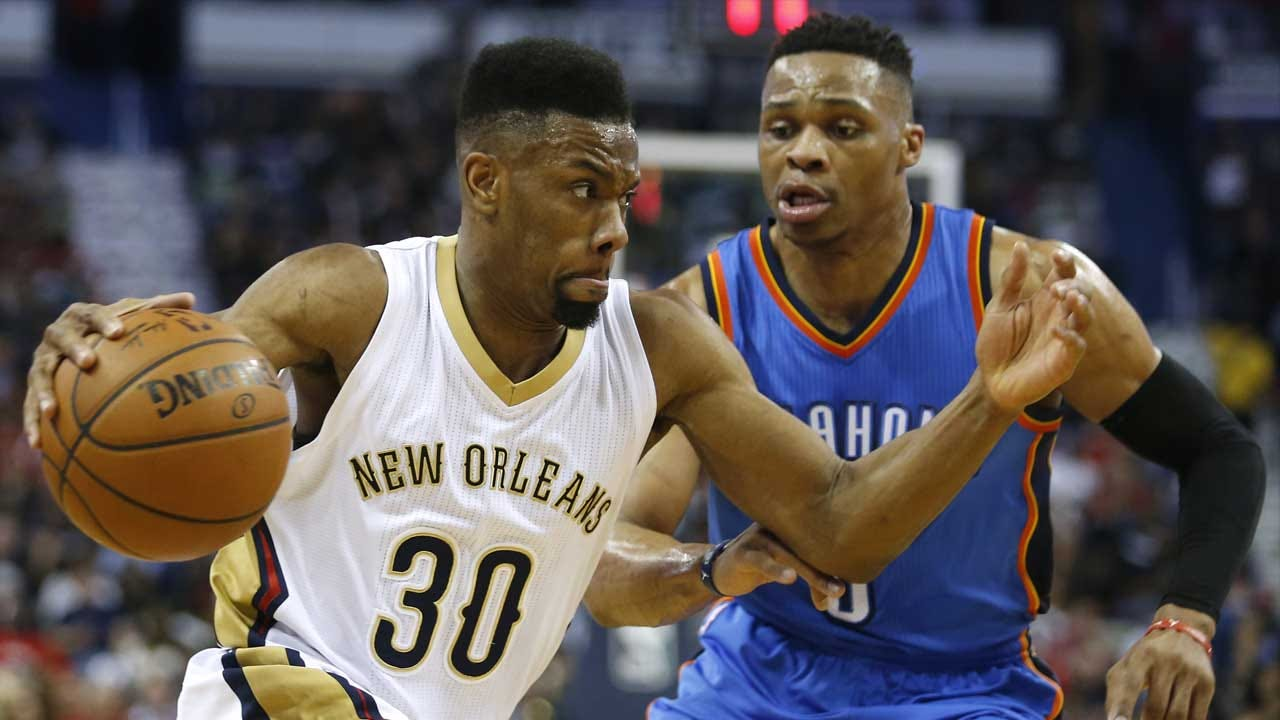 Thunder Signs Norris Cole