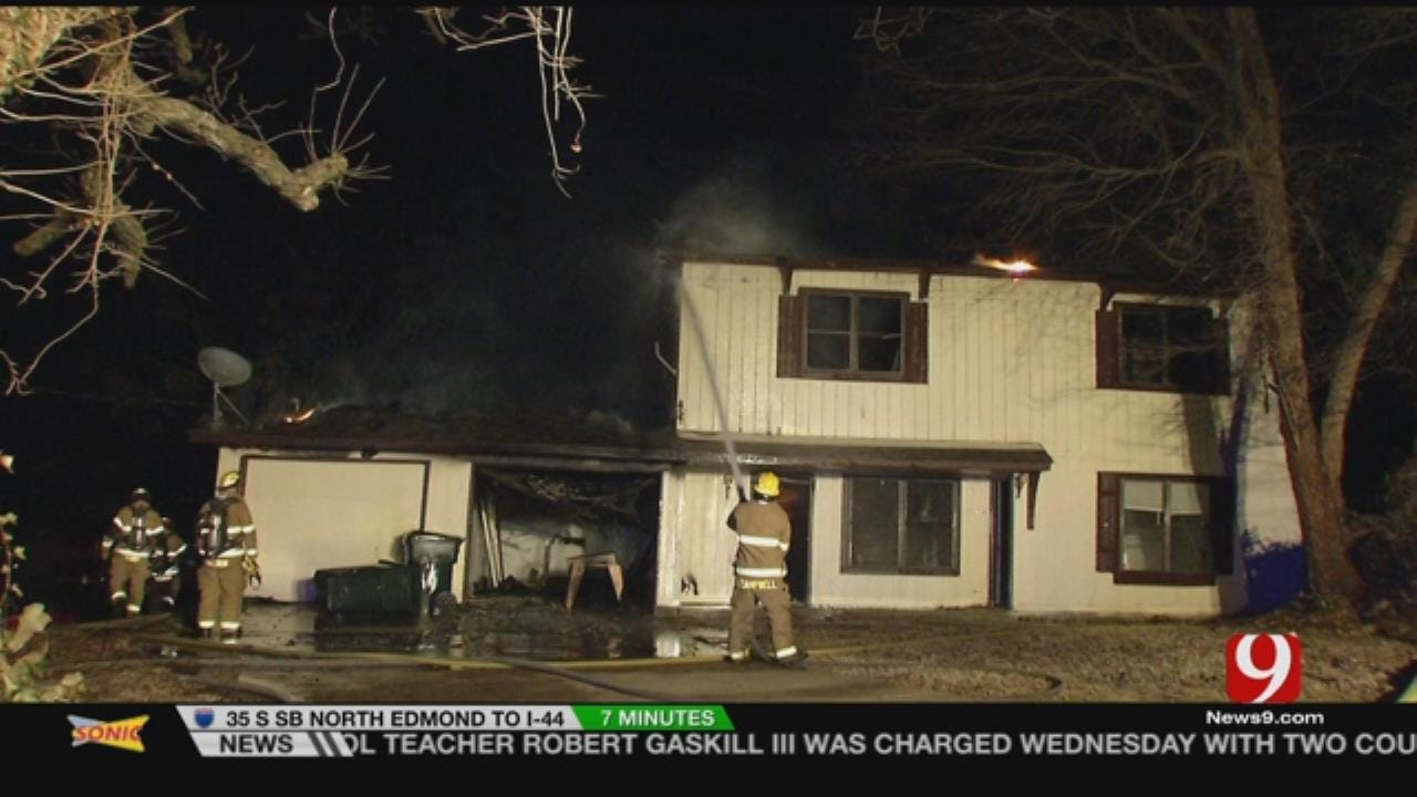 New Report Shows Okies Can Do More With House Fire Prevention