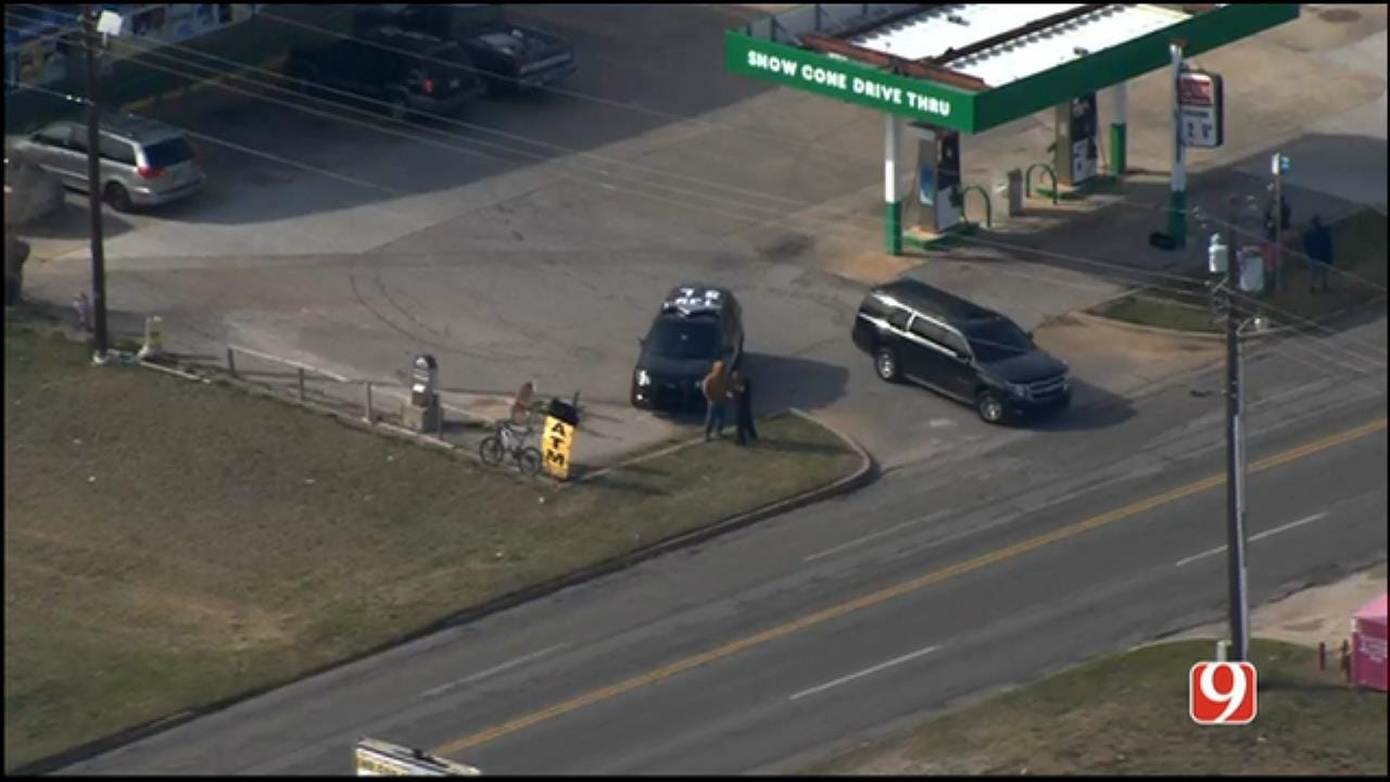 Bicycle Versus Vehicle Crash In NW OKC Turns Out Minor