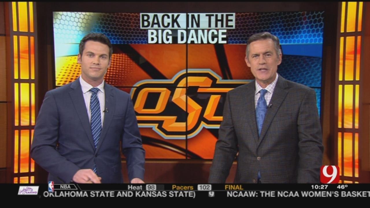 Oklahoma Ford Sports Blitz: March 12, 2017