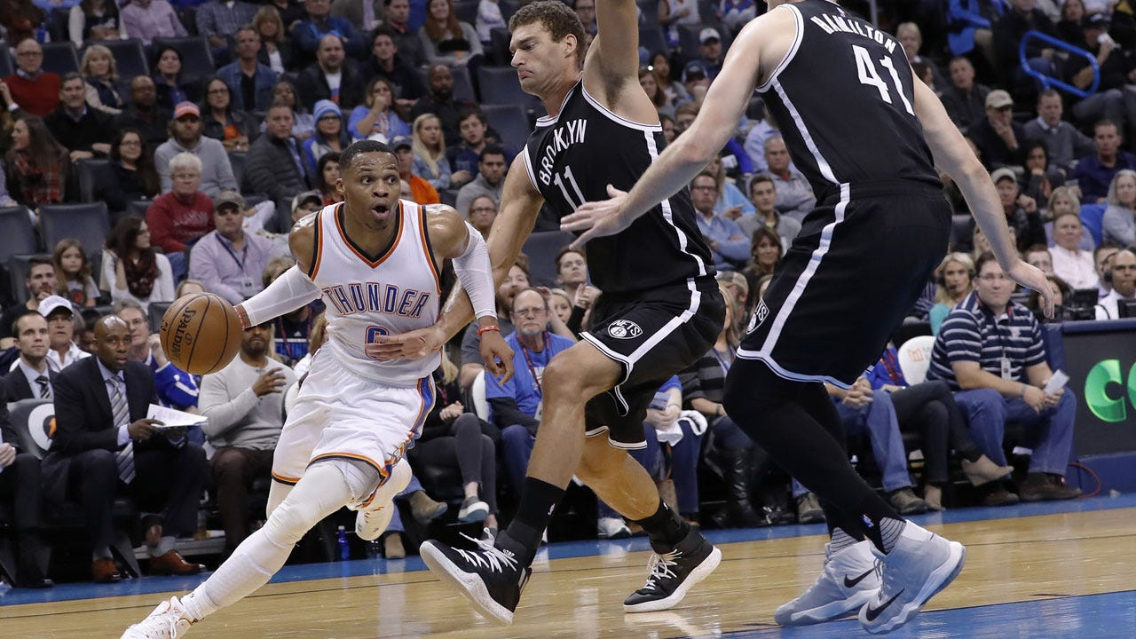 Thunder Looks To End Road Woes In Brooklyn