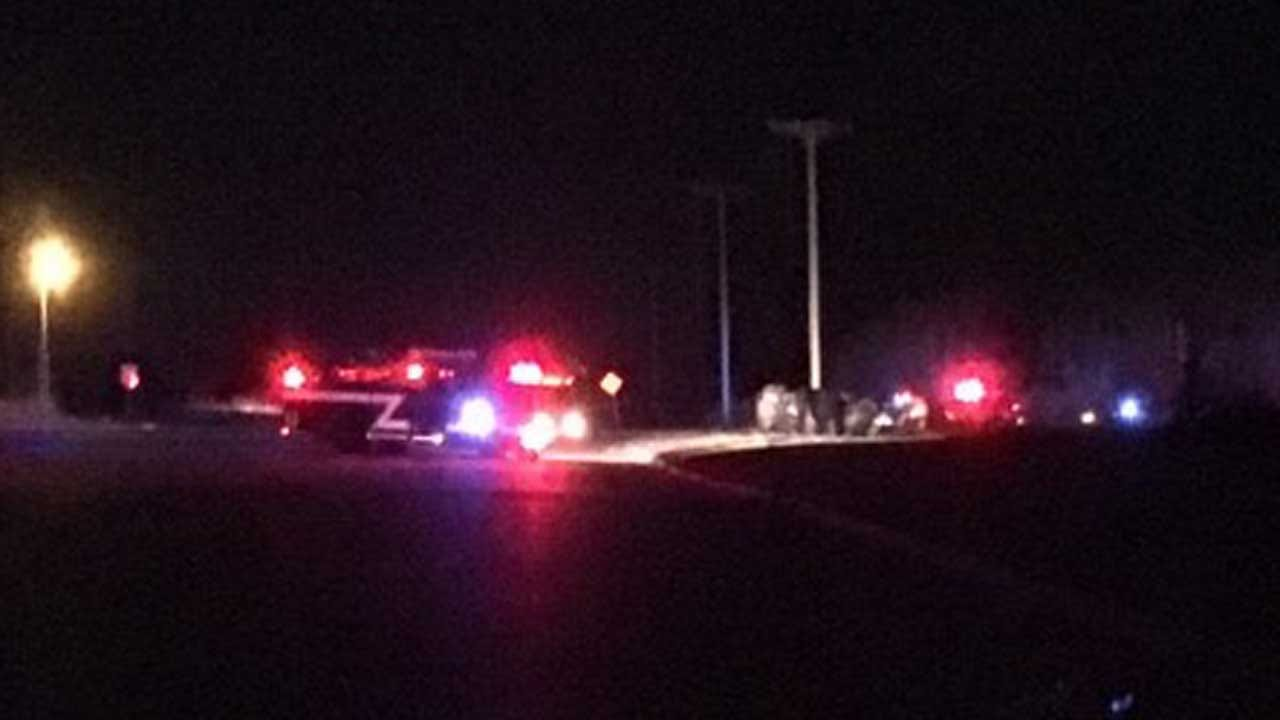 One Killed In Two-Vehicle Wreck In SW OKC