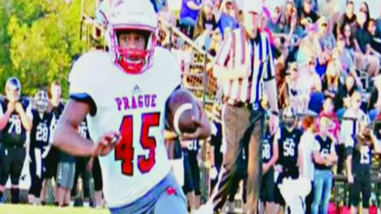 Prague HS Football Stand-Out Fatally Shot In SW OKC