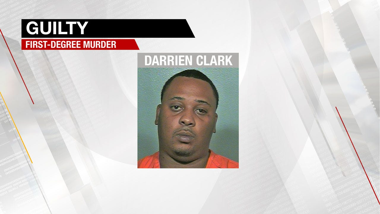 Clark Found Guilty In 2013 Murder Of OKC Convenience Store Clerk