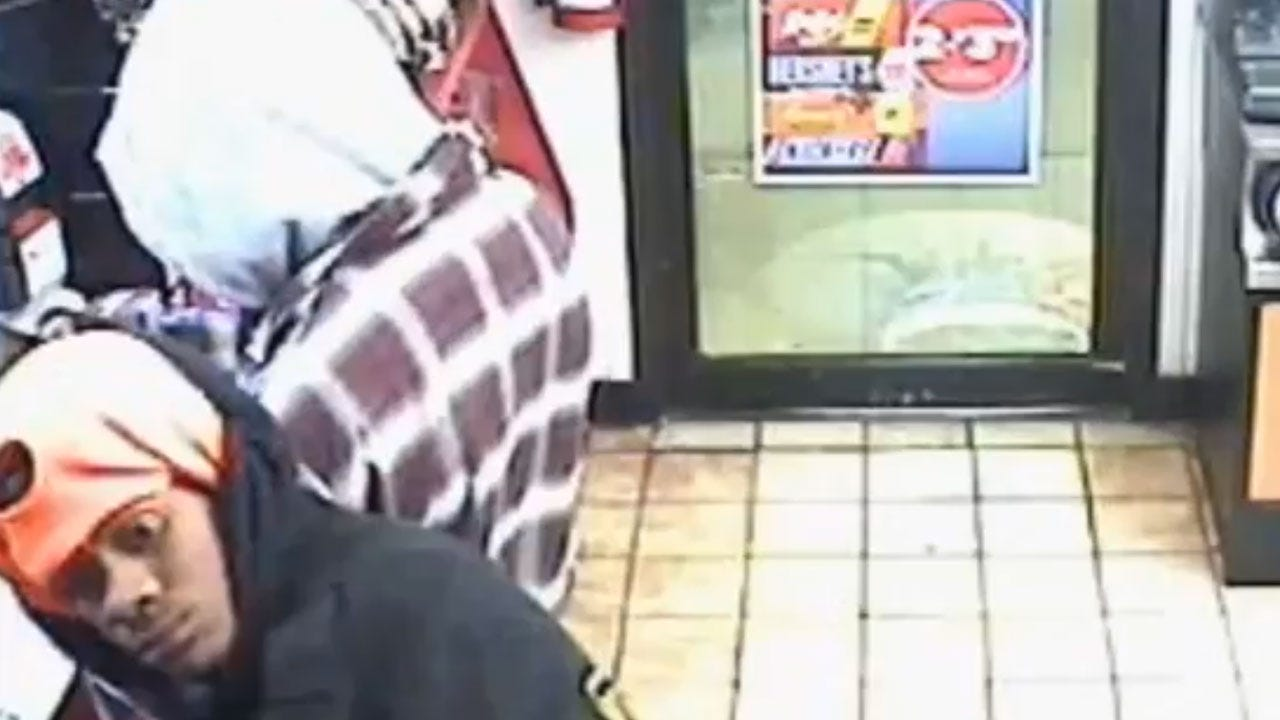 Suspects In OKC Convenience Store Armed Robbery Sought