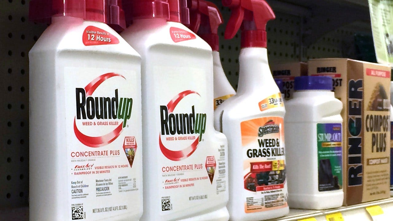 Lawsuit Accuses Monsanto Of Manipulating Research To Hide Roundup Dangers